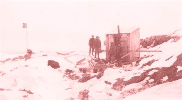 Загадки безлюдного острова Буве ( 8 фото )