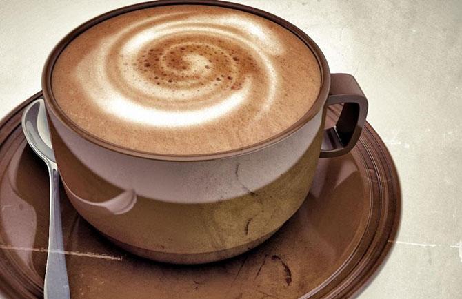 5 поводов пить горячий шоколад