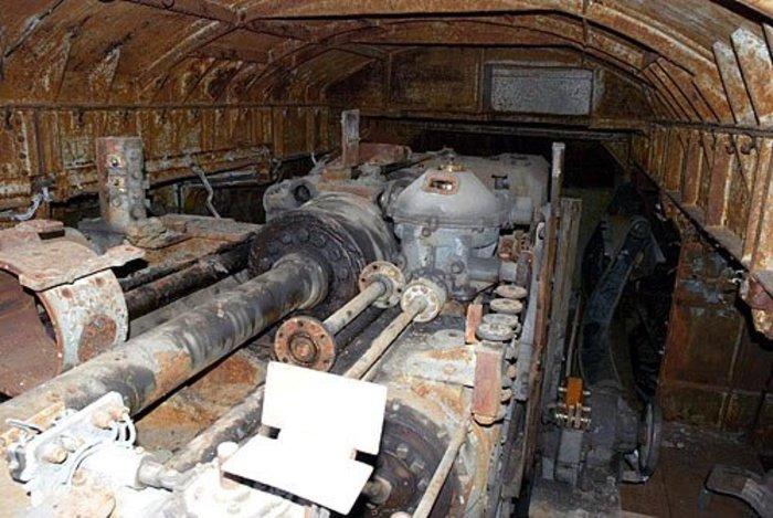 Как себя проявила -царь-пушка- Б-37 на страже блокадного Ленинграда (5 фото)