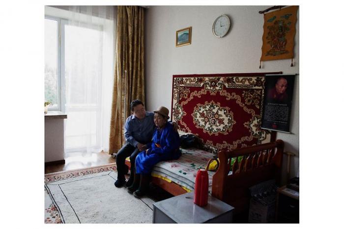 Монголия - страна, в которой можно потеряться (21 фото)