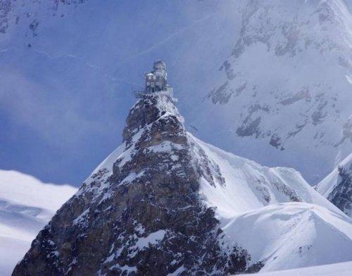 18 захватывающих дух фотографий, сделанных на экстремальной высоте