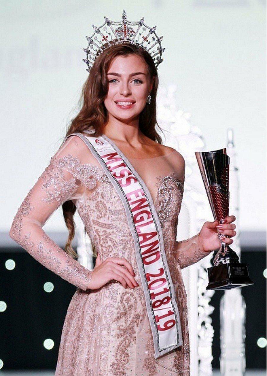 На конкурсе &171;Мисс Англия&187; участницы покажут естественную красоту