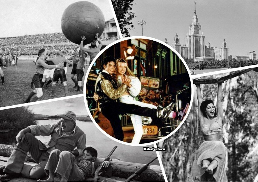 Осколки истории: 50 интересных и редких ретро-фотографий