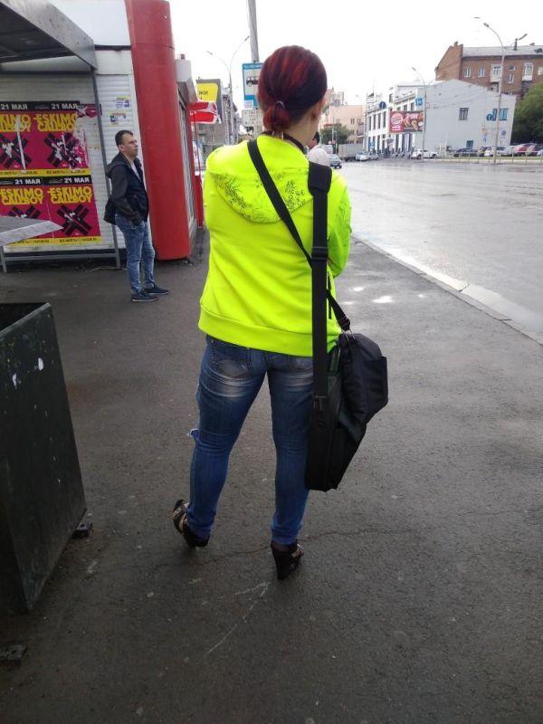 Суровая новосибирская мода