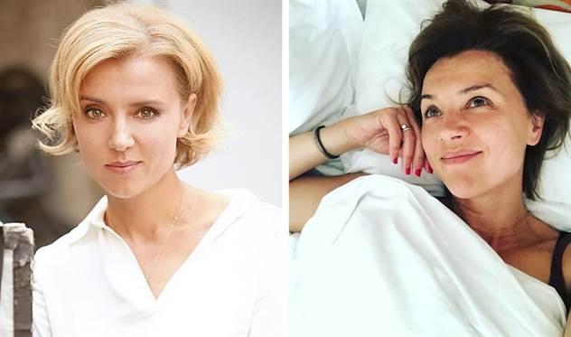Российские знаменитости, которые доказывают, что можно быть красивой и без макияжа ( 15 фото )