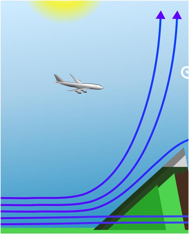 Откуда в воздухе ямы? ( 12 фото )