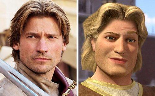 Реальные копии известных персонажей, которые удивили мир (14 фото)