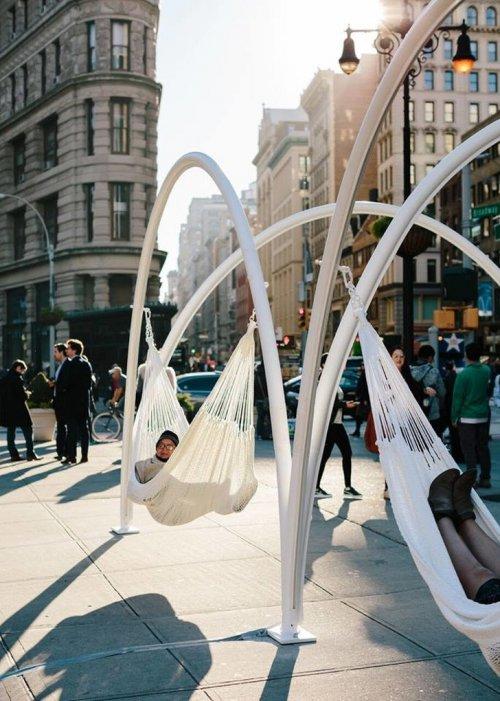 18 примеров потрясающего городского дизайна