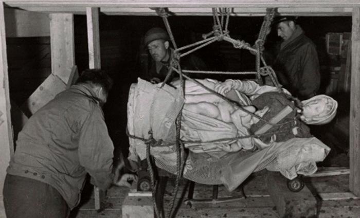 Как Гитлеру не удалось создать величайший музей в мире: Сокровища в соляных шахтах