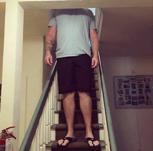 Повседневные проблемы высоких людей в прикольных картинках (37 фото)