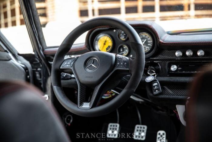 Американцы превратили Mercedes-Benz в безумный кастом (19 фото)
