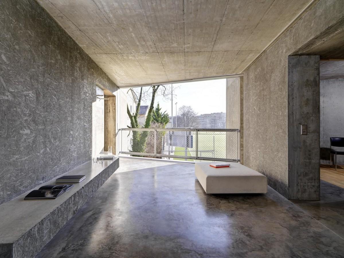 Малоквартирный жилой дом в Цюрихе