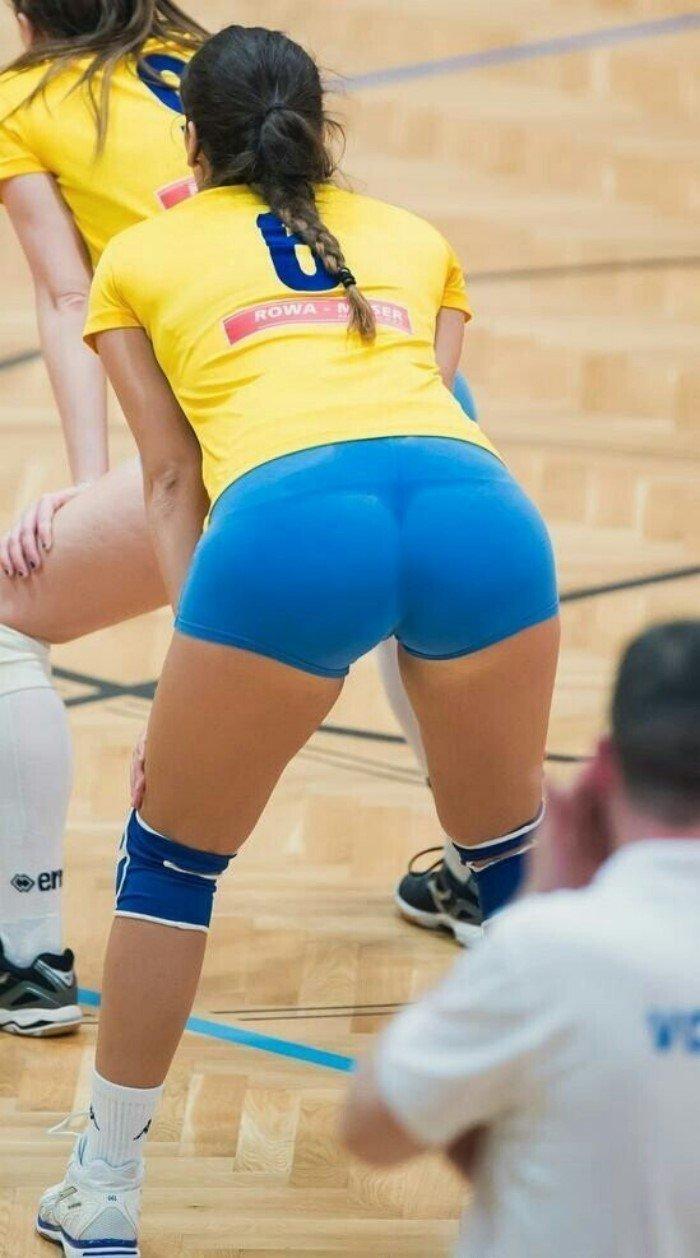 20 спортивных причин смотреть женский волейбол