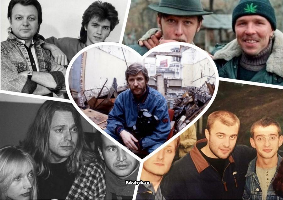 1990-е: как выглядели современные российские знаменитости