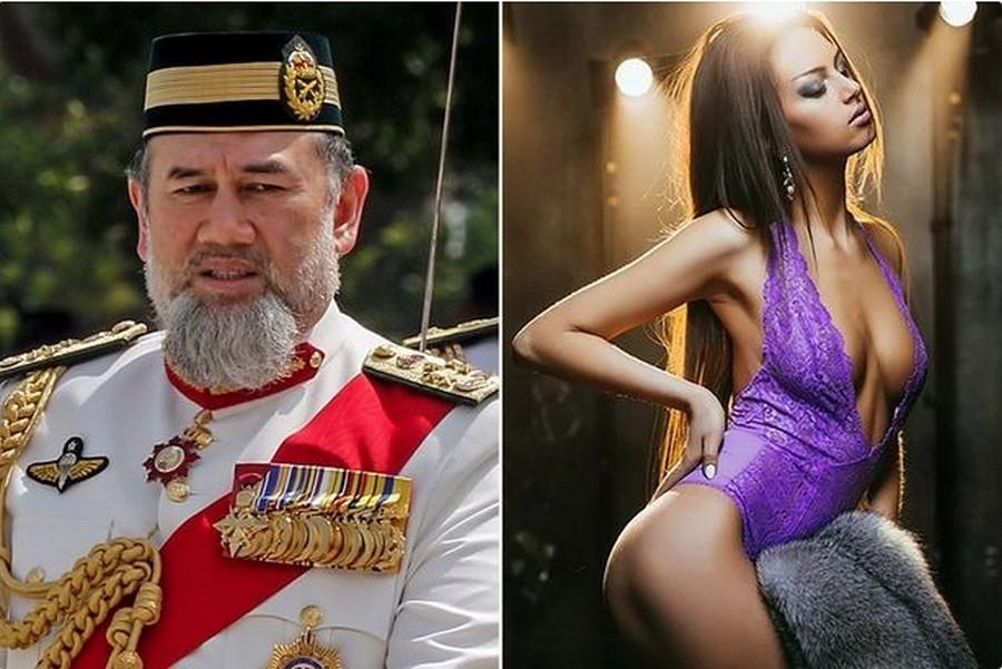 Бывший правитель Малайзии развелся с «Мисс Москвой»