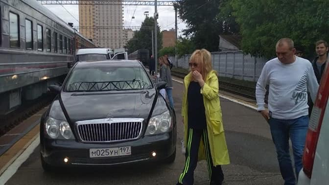 Алла Борисовна Пугачева плевать на вас хотела