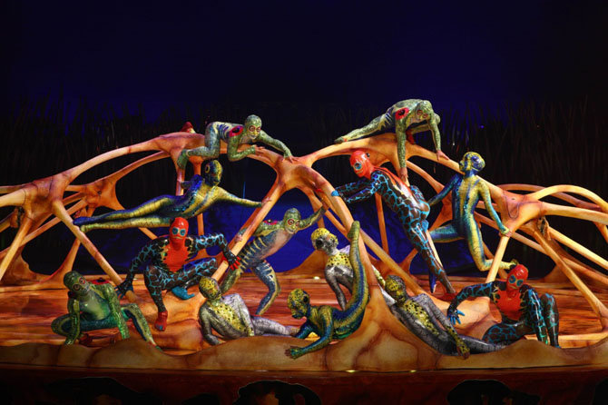 Фееричные цирки мира (25 фото)
