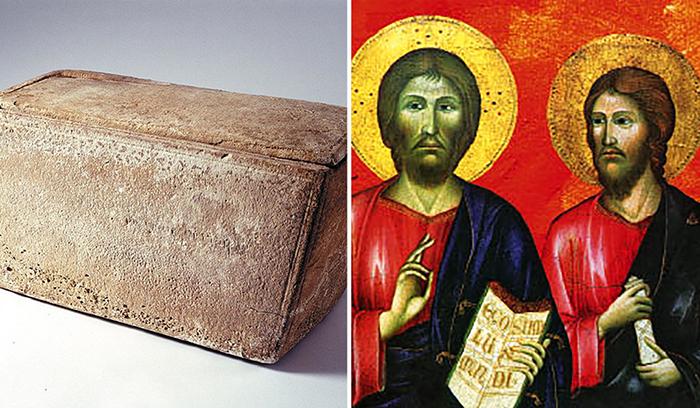 Был ли у Иисуса брат: Самая скандальная находка XXI века