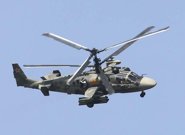 «Аллигатор» против Apache: преимущества Ка-52 перечислили в США ( 2 фото )