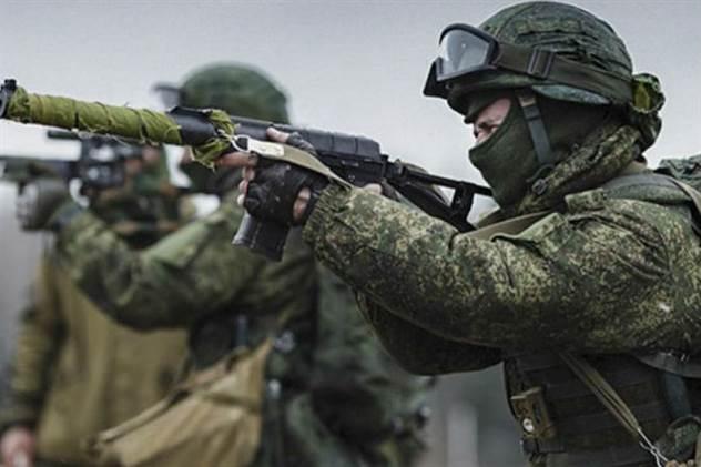 Бесшумное оружие российского спецназа ( 2 фото + 1 видео )