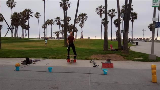Очень бюджетное путешествие в Лос Анджелес ( 30 фото )