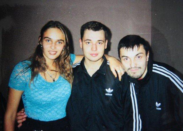 """Фотографий знаменитостей из """"лихих 90-х"""""""