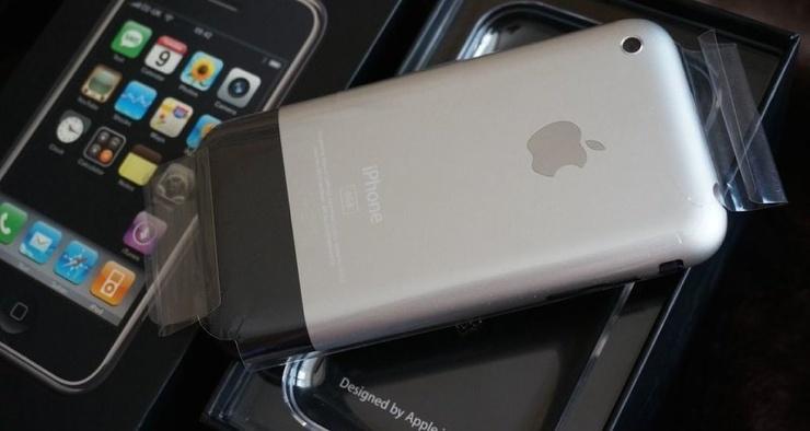 10 фактов о первом iPhone