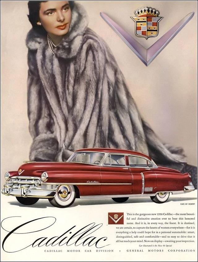 Рекламщики в Cadillac Division