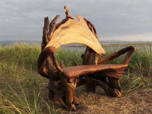 Необычные -коряги- Джеффро Уитто (15 фото)