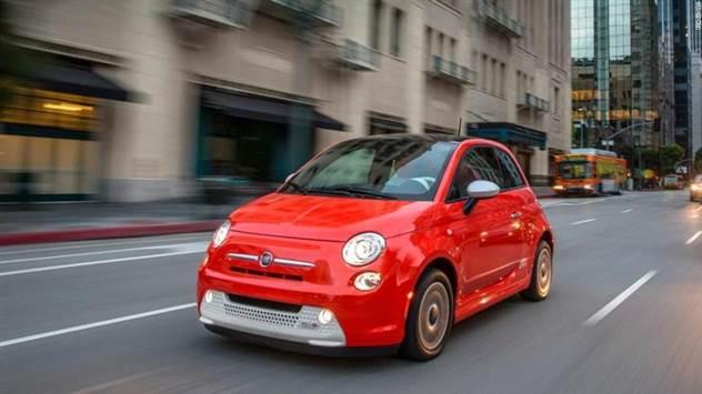 Эволюция транспорта: фото обычных машин, переделанных в электромобили ( 7 фото )
