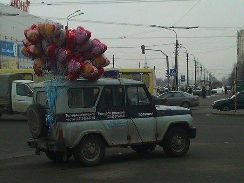 Где-то в России (28 фото)