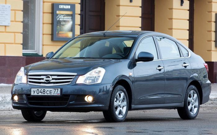 7 самых угоняемых автомобилей в России по итогам ушедшего года (6 фото)