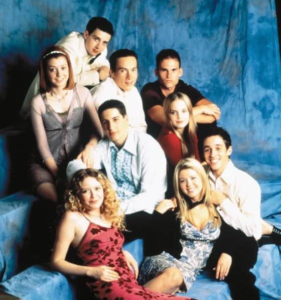 Актеры «Американского пирога» 20 лет спустя