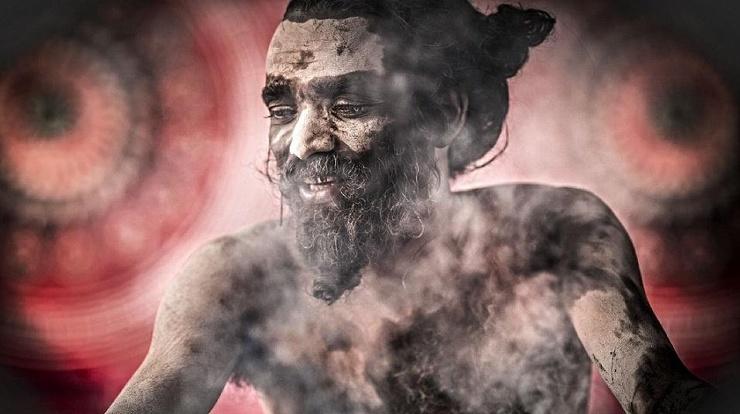 Как живут индийские каннибалы - фото