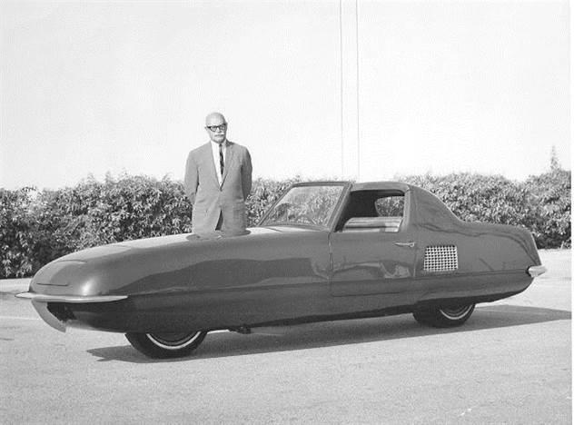 Самый странный автомобиль в мире ( 20 фото )