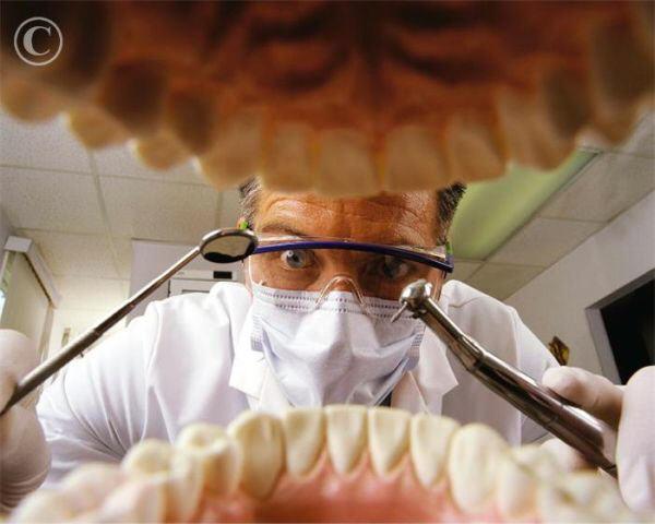 Что будет, если не чистить зубы (3 фото)