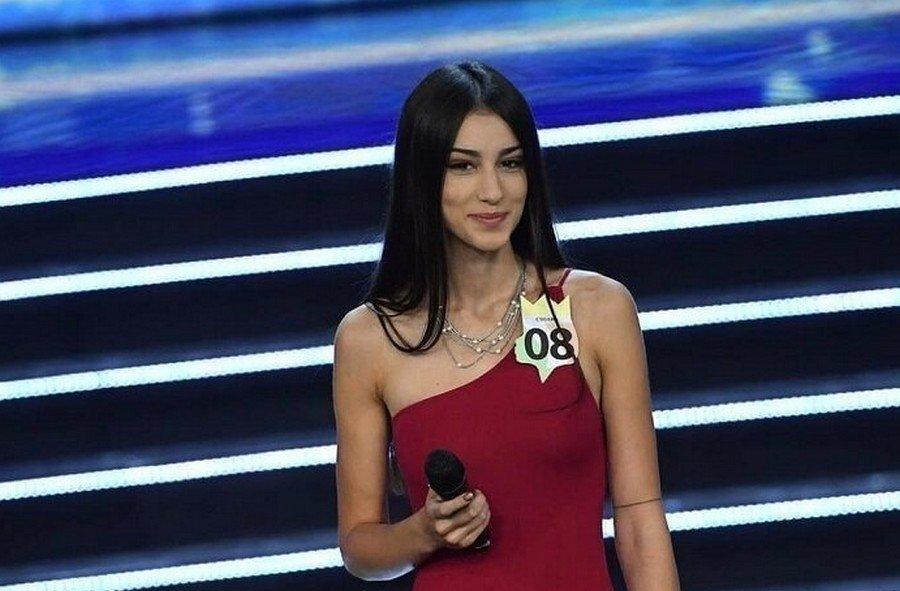 Кьяра Борди: необычная финалистка конкурса «Мисс Италия»