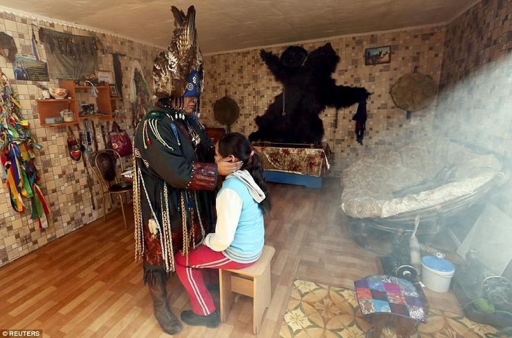 Из жизни тувинских шаманов Сибири ❘ фото