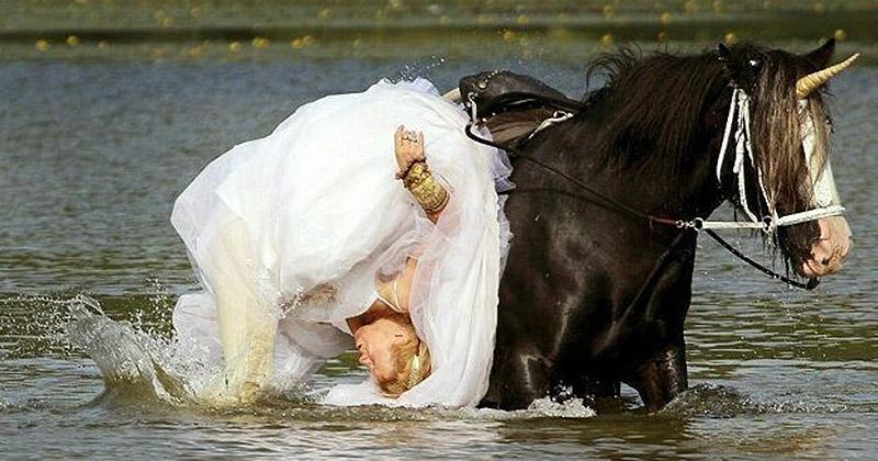 Ох уж этот безумный свадебный переполох(19 фото)