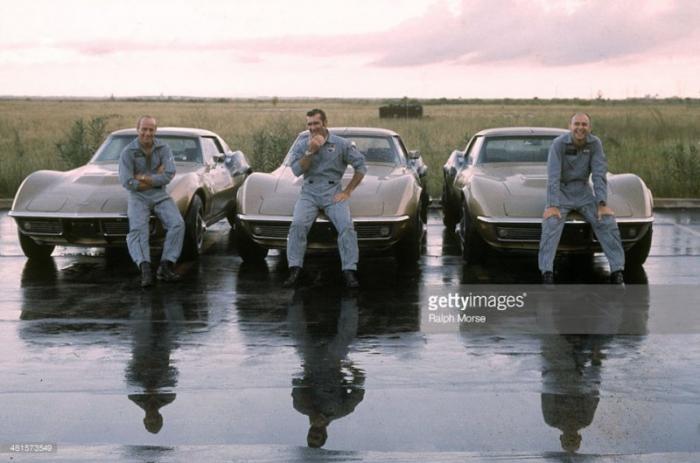 Chevrolet Corvette - машина астронавтов (13 фото)