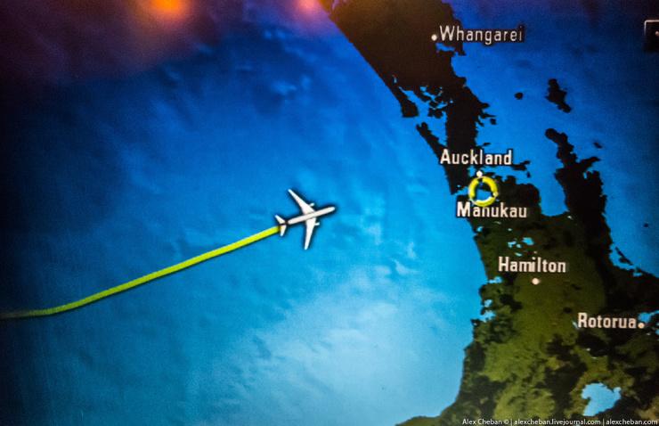 18 часов в облаках: как пережить самый долгий рейс в мире ❘ 41 фото