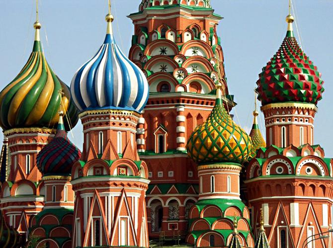 55 ошеломляющих фактов о России от британского издания The Telegraph
