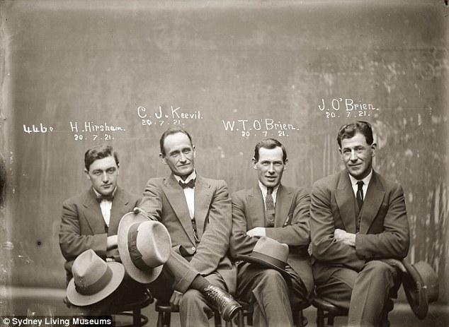 Криминальный Сидней 1920-1940-х (10 фото)