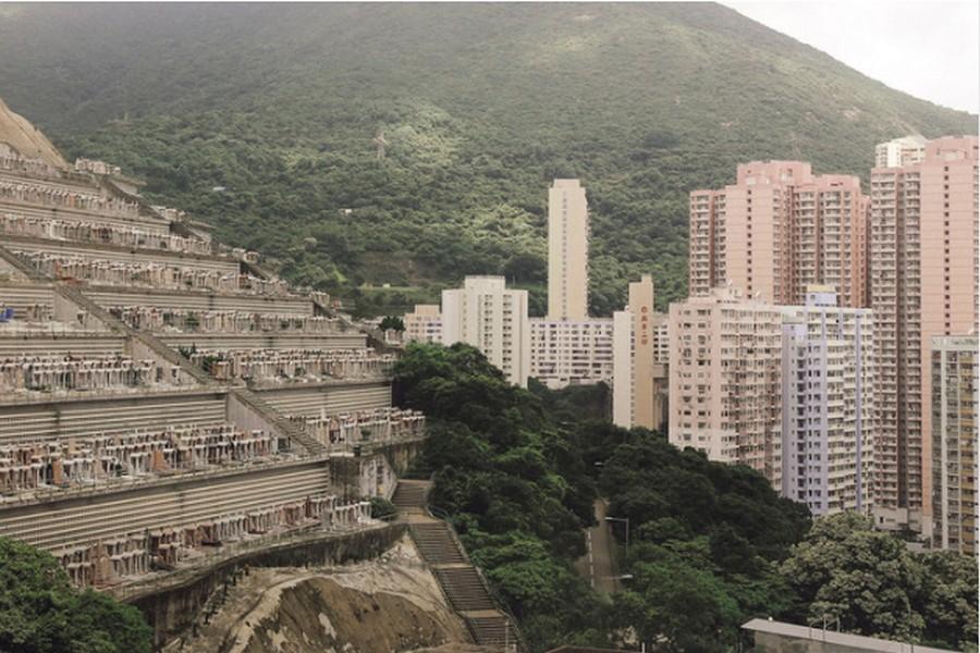 Необычные кладбища Гонконга &8212; если места совсем мало