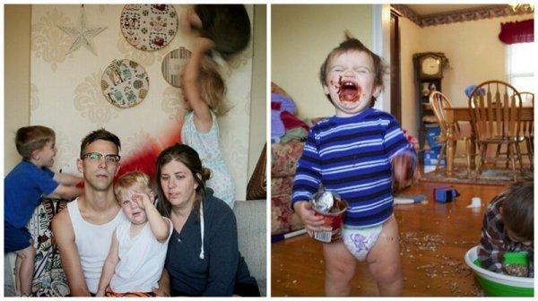 Несносные детки: вот через что проходят почти все родители