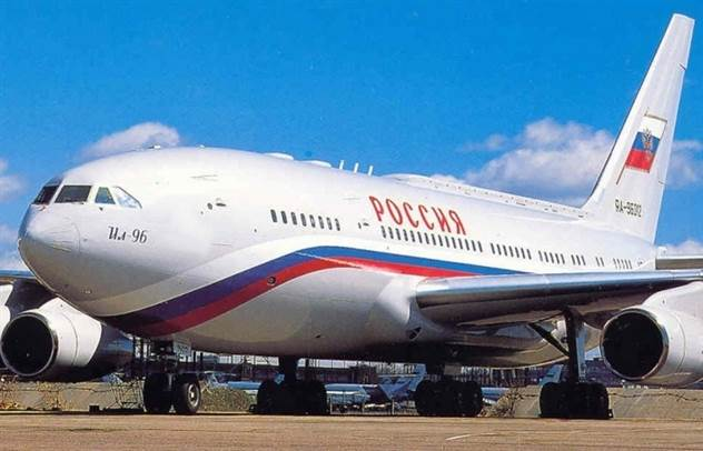 Самолет Путина: какую защиту имеет летающая крепость первого лица страны ( 6 фото )