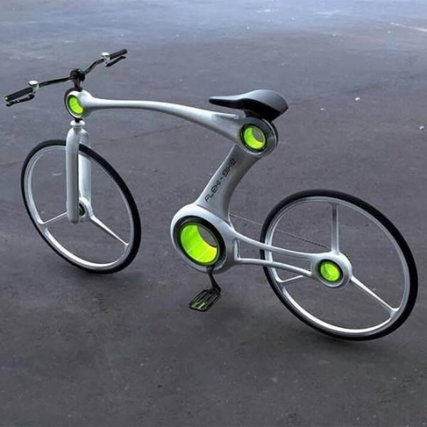 Велосипед будущего! ( 4 фото )