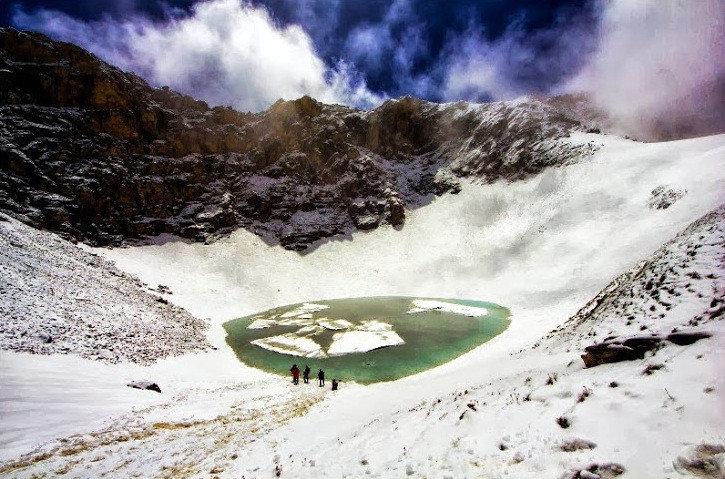 Тайна озера Роопкунд ❘ фото