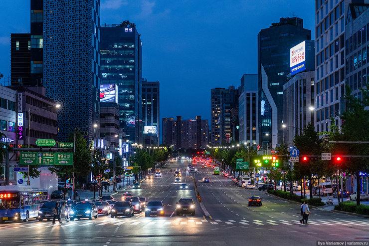 Сеул: плохое метро, хорошая архитектура и самоубийцы ❘ фото