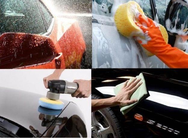 Крутые лайфхаки: убираем царапины, ржавчину и пятна с авто ( 6 фото )